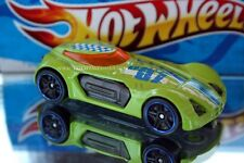 2014 Hot Wheels Double Jump Duel Exclusive Dodge XP-07 blue trim on wheels