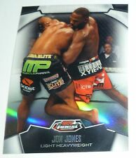 Jon Bones Jones 2012 Topps Finest Refractor UFC Card #32 159 152 145 140 100 135