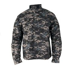 Propper Military Poly / Cotton Ripstop ACU Coats Urban Digital new