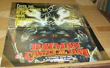 DC COMICS BATMAN CASTLE OF THE BAT ELSEWORLDS 1994 PROMO POSTER 22 x 16 #rk-21