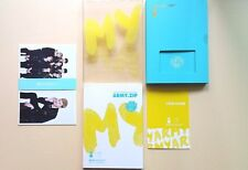 BTS Bangtan Boys Global Official Fanclub Army A.R.M.Y 3rd Term Membership Kit