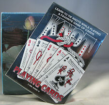 15% Off Knot Playing Cards + Edible Plants ID Cards Eastern Wilderness Survival