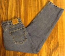 Levi's 550 Jeans Mens 42X32 Meas 42x30.5 Relaxed Fit Red Tab VGUC FREE SHIPPING!