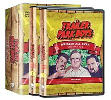 Trailer Park Boys: Dressed All Over Complete Series Collection DVD Set, 17 Disc