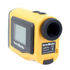 6X 600m Laser Digital Golf Caccia Range Finder Telemetro Telescopio Golfscope