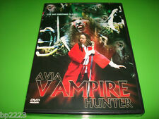 AVIA VAMPIRE HUNTER (2005) DVD, Allison Valentino, NEW SEALED, FREE S&H