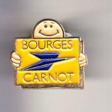 RARE PINS PIN'S .. PTT LA POSTE BUREAU DE CARNOT BOURGES 18 ~BW