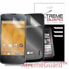 XtremeGuard LCD FULL BODY Screen Protector Shield Skin For LG Google Nexus 4