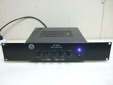 AT-360 PUBLIC ADDRESS AMPLIFIER FOR PHONE SYSTEM TELEPHONE AMP 60W RMS 60 WATTS