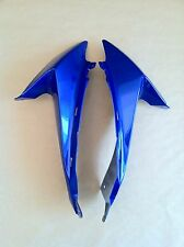 2008-2010 GSXR600 GSX-R600 750 Side Headlight Nose Air Duct Tube Cover Panel