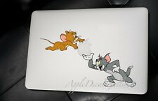 Tom and Jerry Decal Sticker Skin Decals for Macbook Pro Air 11 13 15 17 inch TJ