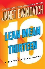 Stephanie Plum Novels Ser.: Lean Mean Thirteen 13 by Janet Evanovich (2007, Hard