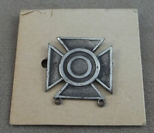 US Army Vintage Sharpshooter Weapons Qualification Badge / Pinback