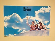 """THE BEATLES  -  """"ANTHOLOGY 2"""" PROMO POSTER -  1996 - Never used / No Tack Holes"""