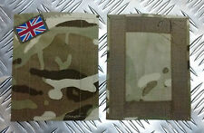 Genuine British Military MTP Blanking Patches Panel Union Jack for UBACS / PCS