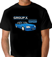 BROCK  VK  SS  GROUP A  COMMODORE   BLACK  TSHIRT  MEN'S  LADIES  KID'S SIZES