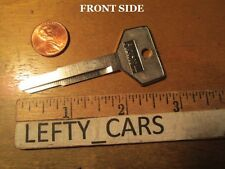 ONE 1984-1985 TOYOTA CELICA SUPRA METAL HEAD KEY - NEW!