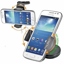 360° Universal Windshield Car Mount Holder For Samsung Galaxy S7 Edge S7 S6 S5