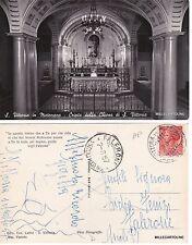 # S. VITTORIA IN MATENANO: CRIPTA DELLA CHIESA DI S. VITTORIA   1957