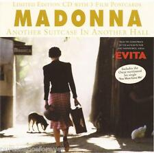 MADONNA - Another Suitcase In Another Hall (UK Ltd Ed CD Single Pt 2/Postcards)