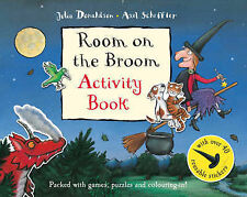 ROOM ON THE BROOM ACTIVITY BOOK by JULIA DONALDSON & AXEL SCHEFFLER