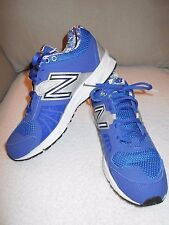 New Men's New Balance Players Trainer Blue/White Baseball Tennis Shoes Size 8