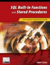 SQL Built-In Functions and Stored Procedures: The i5/iSeries Programmer's Guide,