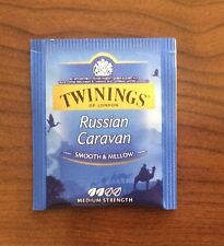 10 x Twinings Tea Bags - Russian Caravan - Medium Strength  NEW