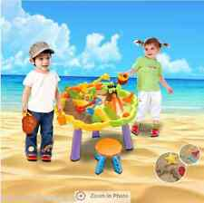 Sand and Water Activity Table Play Set educational play for kids AU
