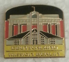 GERMANY BERLIN MISSION Lapel Pin mormon lds