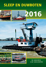 Sleep en Duwboten 2016 (Dutch shipping reference book)