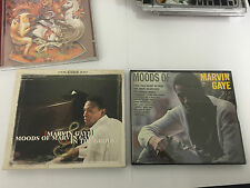 Moods of Marvin Gaye In the Groove 2 CD 2001 Original Recording Remastered