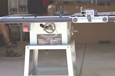 "Delta 10"" Contractor Table Saw with Unifence and Porter Cable Router Unit"