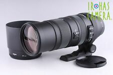 Sigma 150-500mm F/5.0-6.3 APO HSM DG OS AF Lens For Canon #6467F