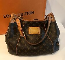 Authentic LOUIS VUITTON Galleria PM Monogram Tote Shopper Shoulder Bag Purse
