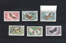 Lebanon Stamp 1965 Butterflies Heliconius Cybria Ap109 Mixed Unused C432 C434