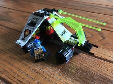 Lego 6829 Vintage Space UFO RADON ROVER 100% Complete 1997