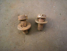 Stanley Bailey No. 3 to No. 8 Frog Seat Screws and Washers (BIN3)