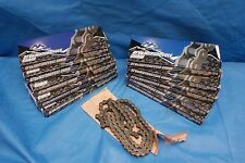 Lot, Set, Group Of (10) Marshall Racing 420E-120 Link Motorcycle Chains 420