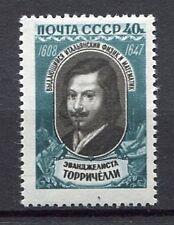 28278) RUSSIA 1959 MNH** Nuovi** E. Torricelli 1v