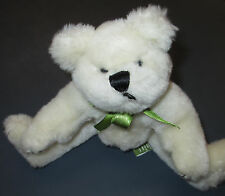 Bear Stuffed Toy Tiny Ted 1072 6 in tall sitting First and Main