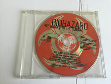 BIOHAZARD Five Blocks To The Subway 3 TRACK PROMO CD w live version CD