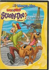 "DVD ZONE 2--SCOOBY-DOO VOL 7 - LES FANTOMES DEBARQUENT ""4 EPISODES"""