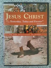 Jesus Christ: Yesterday, Today and Forever (DVD) HTF - LIKE NEW