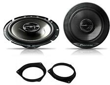Toyota RAV4 01-06 Pioneer 17cm Front Door Speaker Upgrade Kit 240W