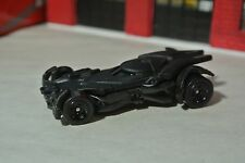 Hot Wheels 2016 Batman v Superman Movie Batmobile - Black - Loose - 1:64 5 Pack