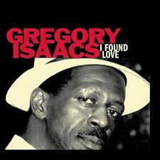 Gregory Isaacs-I Found Love CD NEW