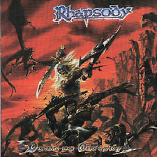 Dawn of Victory by Rhapsody (CD, Sep-2000, Lmp)