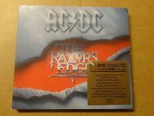 DIGIPACK CD / AC/DC - THE RAZORS EDGE