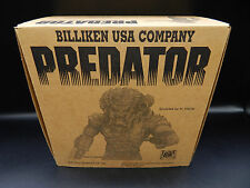 "1991 vintage Billiken PREDATOR Alien soft vinyl model kit MIB unbuilt 12"" figure"